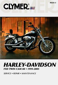 Werkplaatshandboeken voor motoren: Harley Davidson on