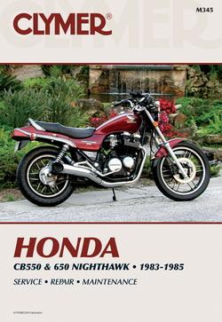 Cb on 1985 Honda Nighthawk 650
