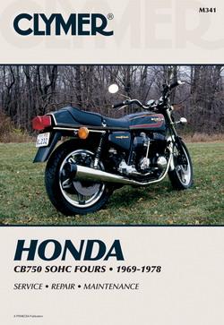 Clymercb Sohc on 1988 Honda Nighthawk 750