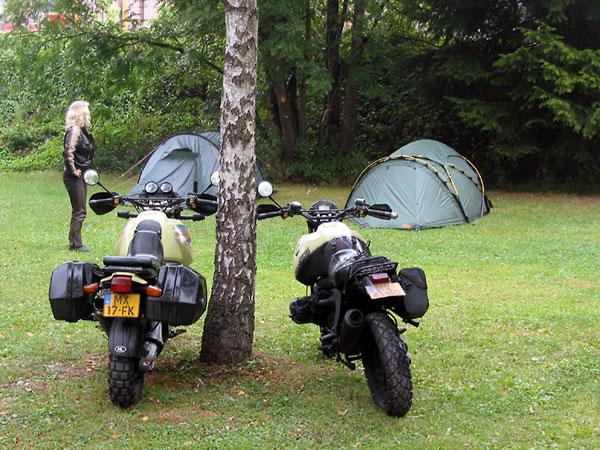 waar zitten de meeste campings in nederland